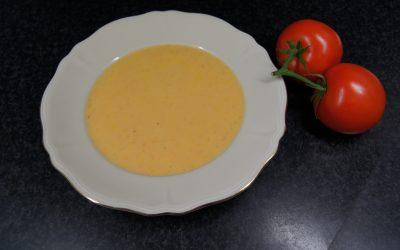 Oma's heerlijke tomatensoep