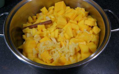 Appel-mangochutney