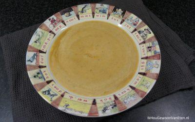 Oma's soep uit de Provence