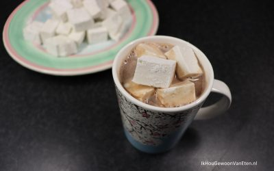 Vegan marshmallows