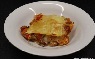 Lasagne met een twist